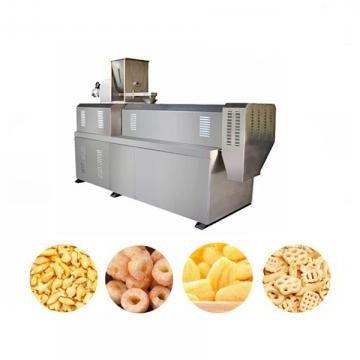 Automatic Nougat Muesli Cereal Candy Bar Production Line