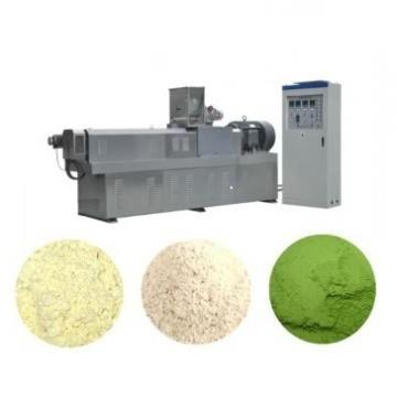 Popular and Industrial Twin Screw Baby Nutrition Powder Extruding Equipment
