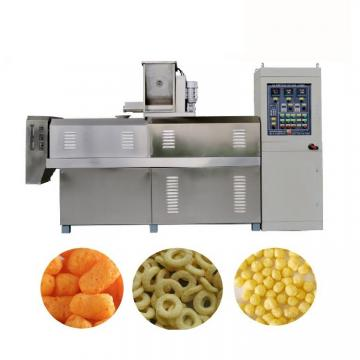 Factory Manufacturing Corn Chips Snack Making Machine