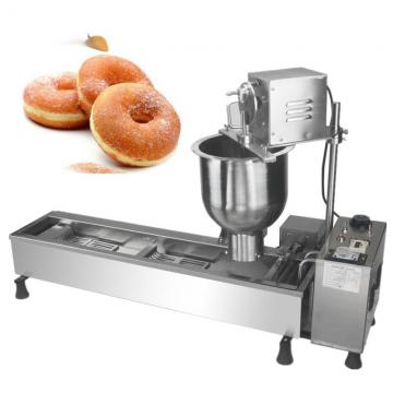Continuous Nut Frying Production Line Snacks Coated Peanut Brittle Production Line