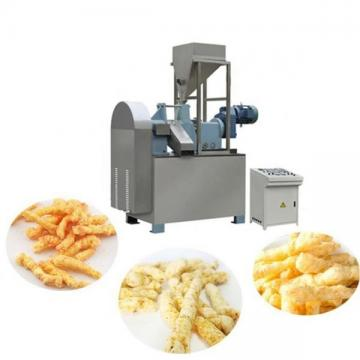 Nutritional Breakfast Cereal Extrusion Equipment Maize Flakes Making Machine Production Manufacture