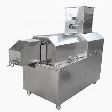 Small Cereal Puff Corn Cheese Ball Snacks Food Pellet Extruder Processing Line Extruded Snack Food Chip Production Making Machine