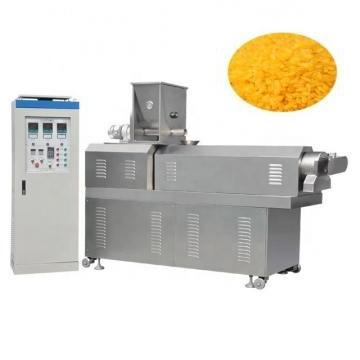 High Yield Parallel Double-Screw Plastic Extrusion Machinery Extruder