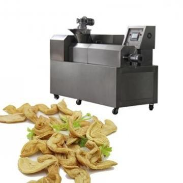 Full Automatic Double-Screw Snack Extruder Machine